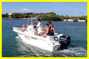 Key West Southernmost Boat Rental, jetski rentals and tours